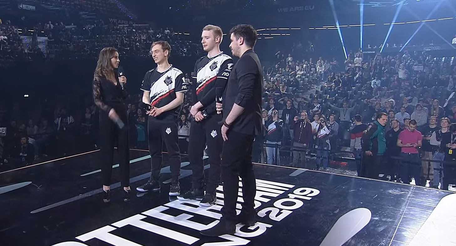The Pole became the European champion in League of Legends