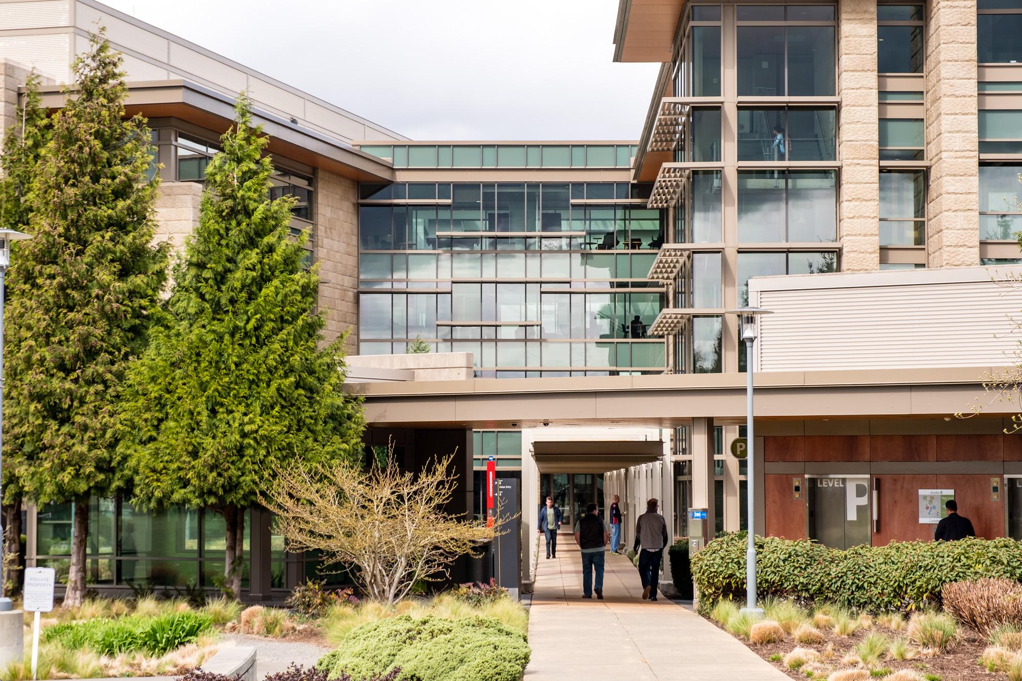 Microsoft Campus - tak wygląda Redmond