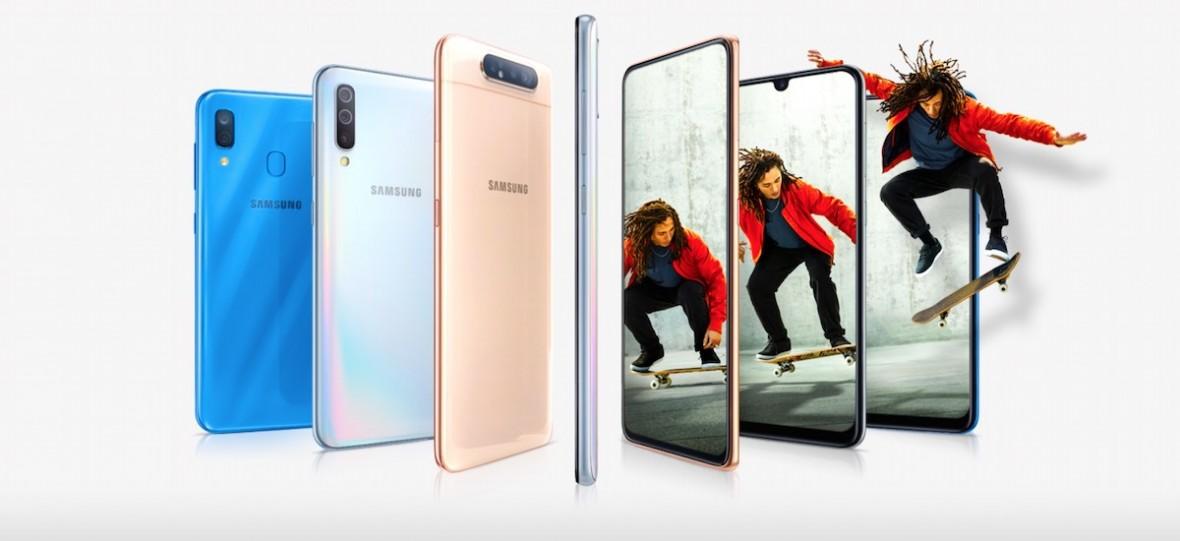 Samsung idzie na łatwiznę. Tanie smartfony Galaxy A będą robili Chińczycy. Koreańczycy dadzą logo