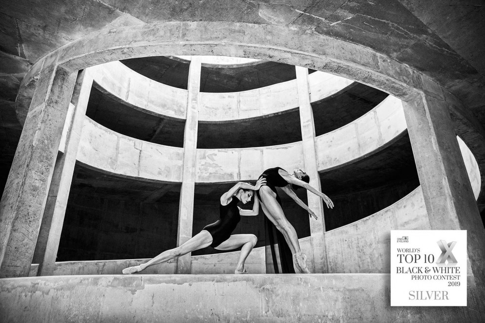 Fot. Szymon Brodziak / 1. miejsce w One Eyland Black & White Photographers