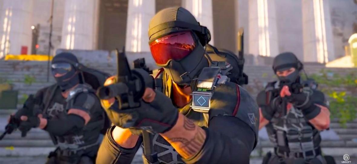 The Division 2 dostało świetną aktualizację. Gra Ubisoftu wyrasta na nowego lidera looter shooterów