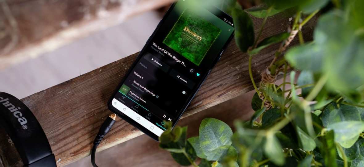 Od tygodnia odkrywam muzykę na nowo. Połączenie Tidal Masters i LG V40 to prawdziwy raj dla melomanów