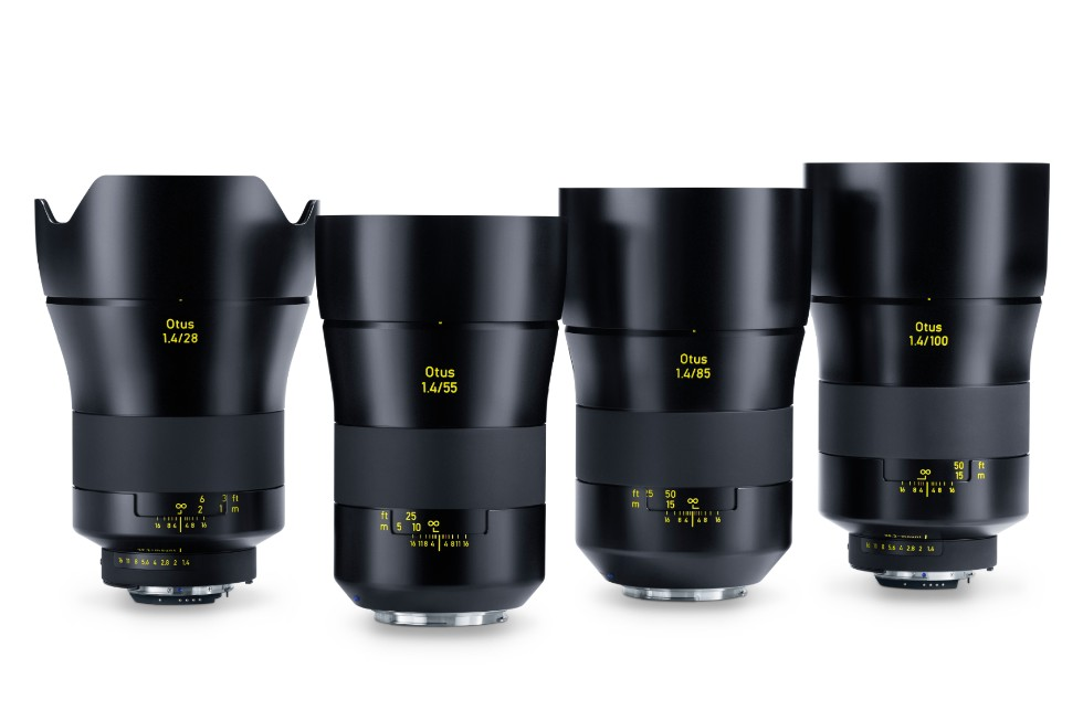 Zeiss Otus 100 mm f/1.4