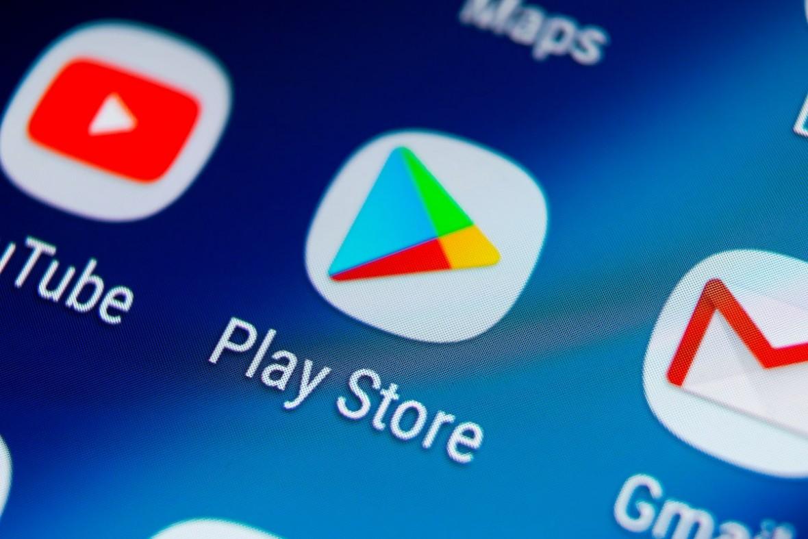 Nowa wersja Google Play dostępna jużdla wszystkich. Ale to nie wygląd był problemem