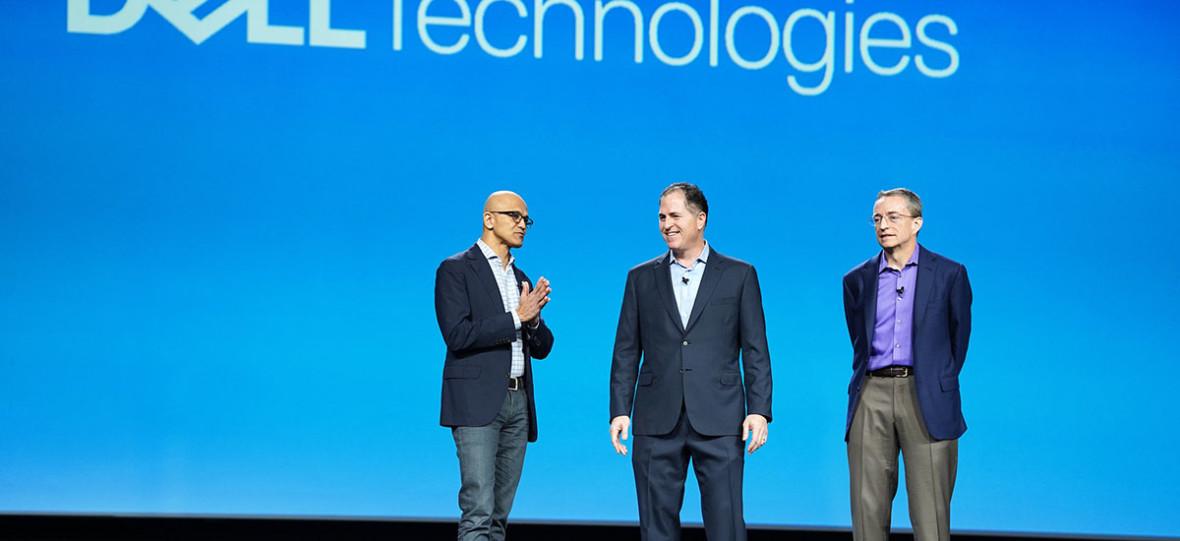 Koniec rywalizacji. Dell i Microsoft będą wspólnie budować chmury przyszłości