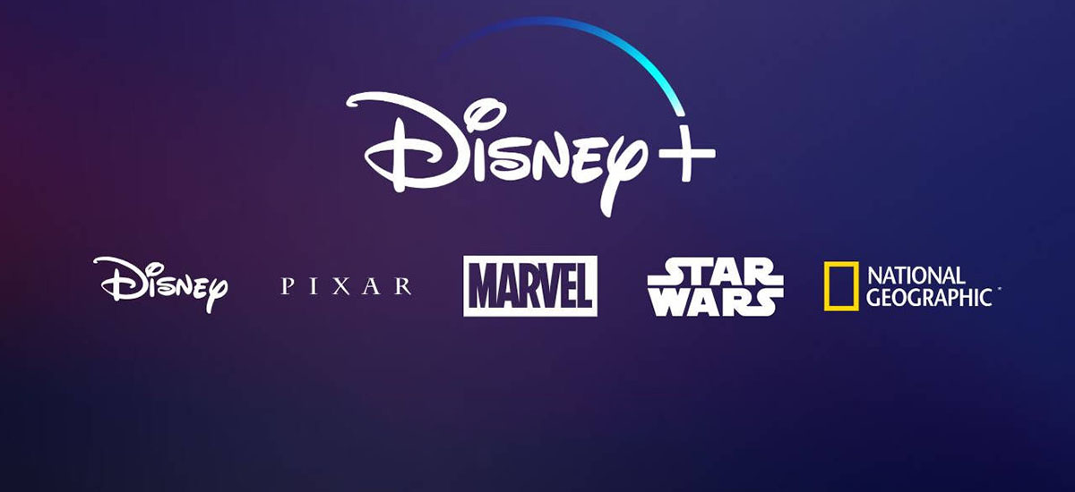 Disney+ 4K HDR