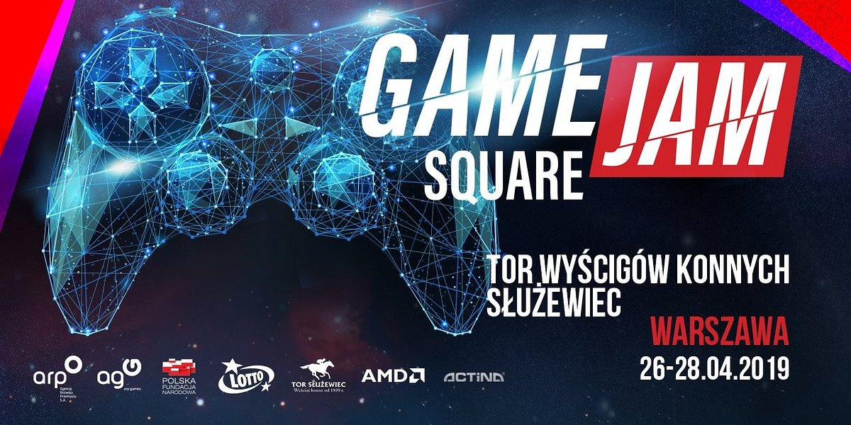 game jam square hackaton