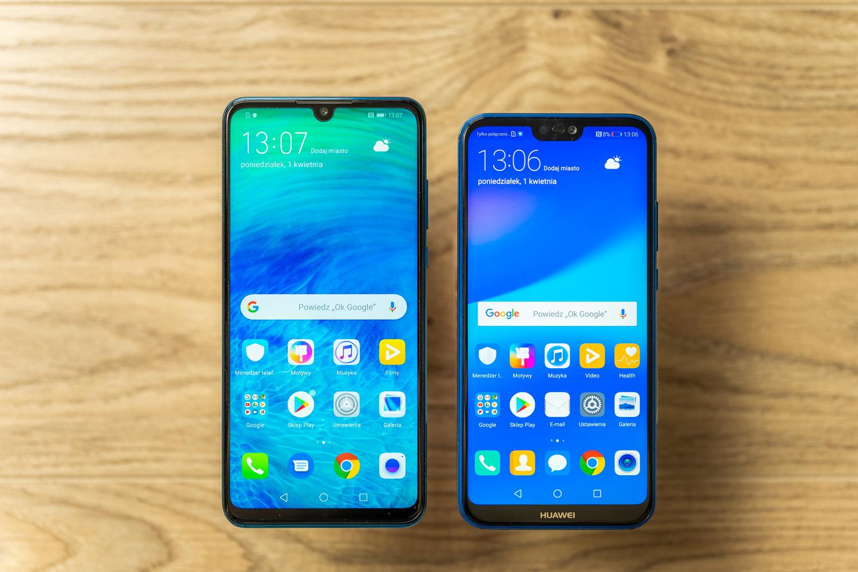 Huawei P30 Lite i Huawei P20 Lite