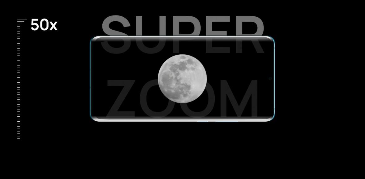 Tryb Księżyc z Huawei P30 Pro to ściema? Bloger oskarża firmę o nakładanie tekstur na zdjęcia