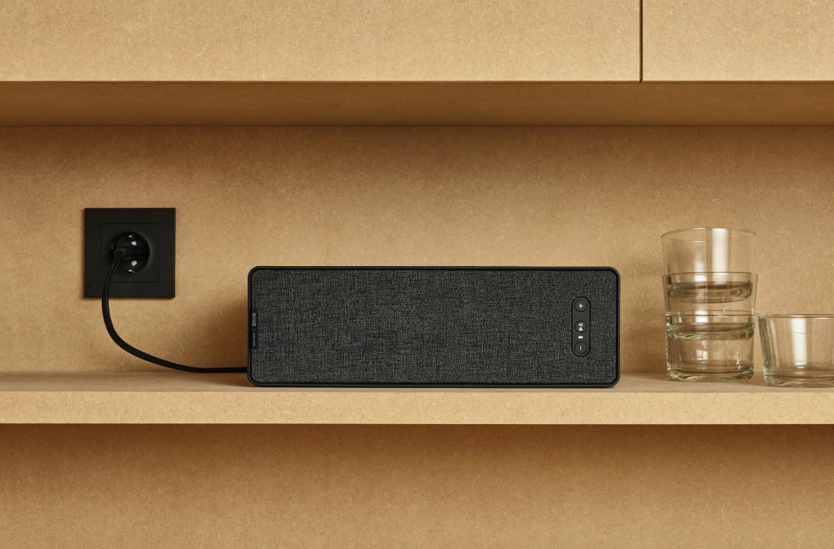 Ikea i Sonos prezentują dwa nowe głośniki. Jeden może być półką, drugi jest… lampą