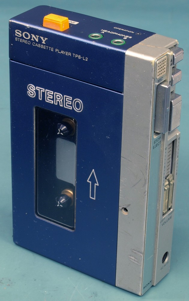 kaseta magnetofonowa historia