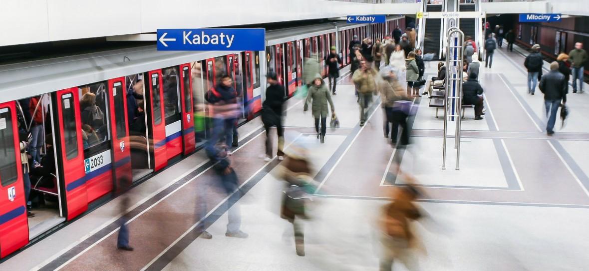 Zapowiedziano dwie nowe stacje na pierwszej linii Metra Warszawskiego. Ruszają prace