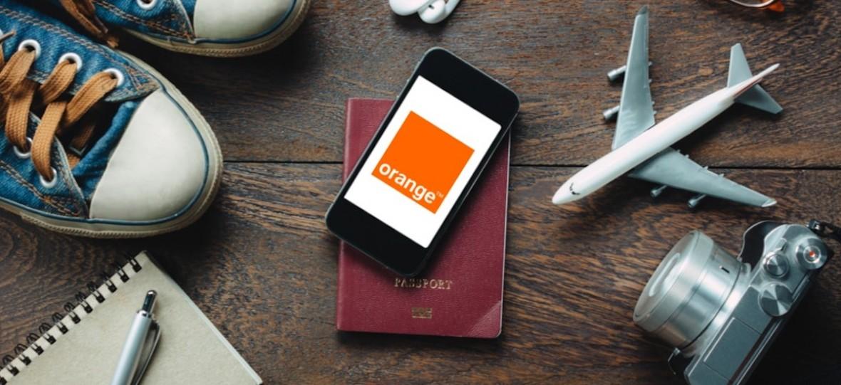 Orange obniża ceny za transfer danych w roamingu. Skorzystająużytkownicy prepaidów