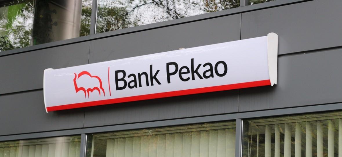Pekao SA wykonało ogromny skok. Bank pochwalił się planami na najbliższe miesiące
