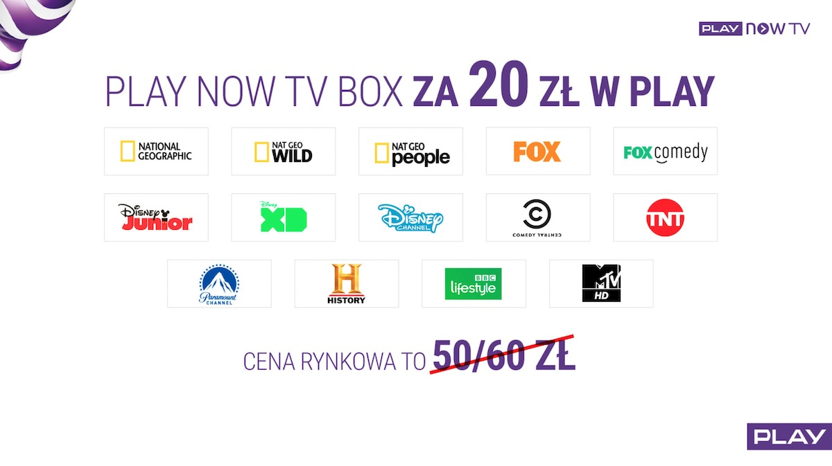 play now tv box telewizja internetowa dekoder