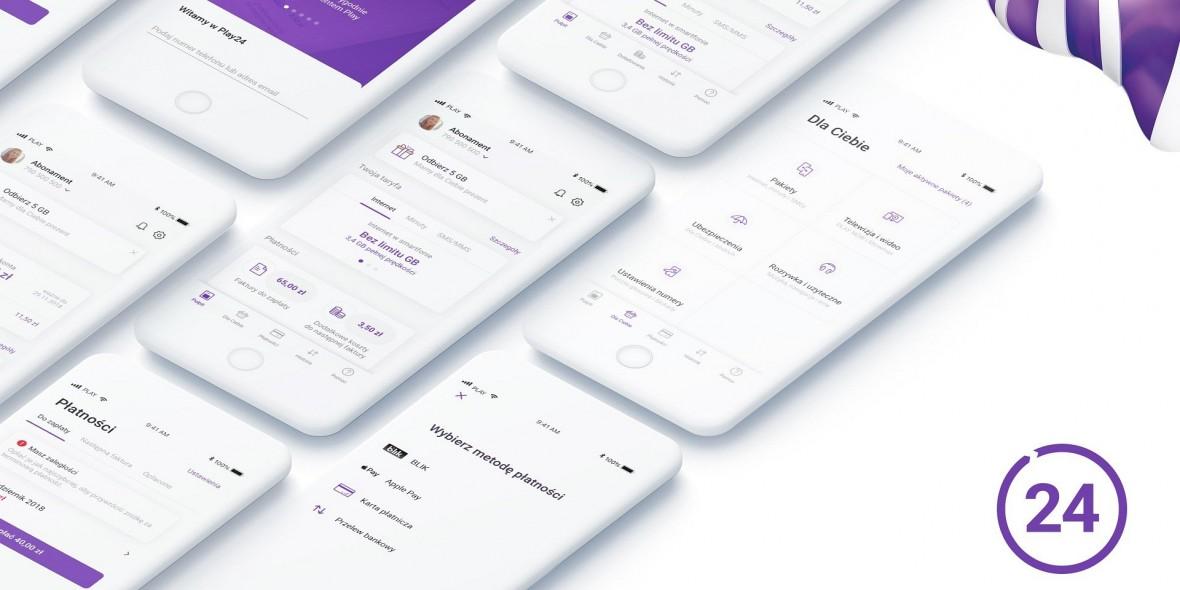 Play24 w nowej odsłonie to nie tylko nowy wygląd. Sprawdzamy nowości w aplikacji sieci Play