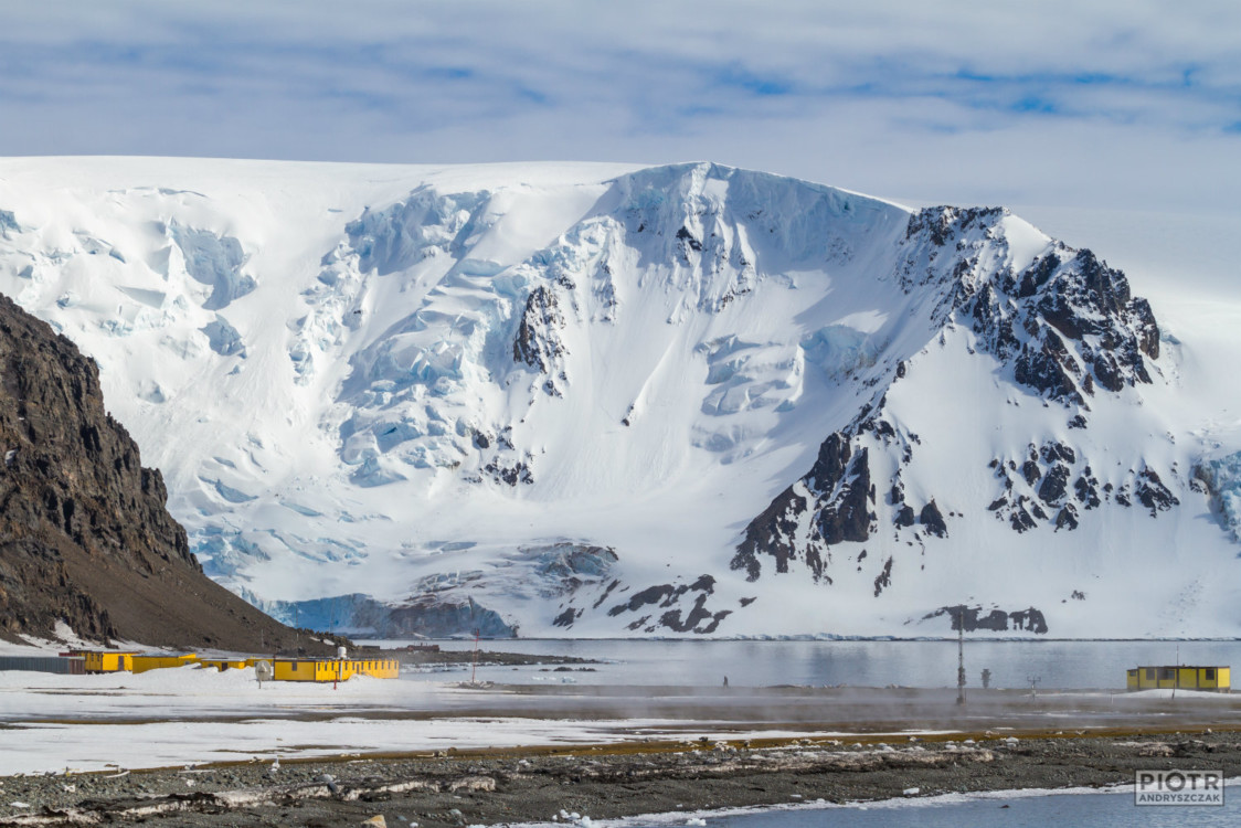 Polka opowiada nam, jak wygląda życie w Polskiej Stacji Antarktycznej