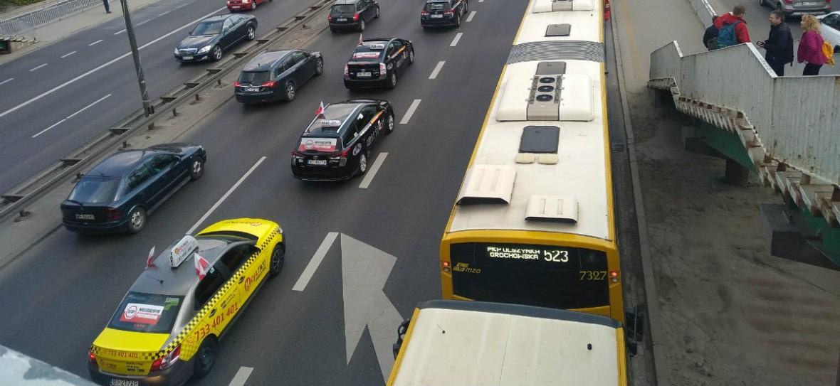 Taksówkarze dogadali się z rządem. Nowe prawo zostanie uchwalone przed wakacjami