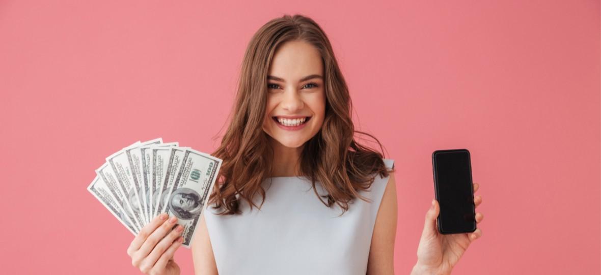 """Quizzpy to tacy """"Milionerzy na żywo"""" w twoim telefonie. W aplikacji można wygrać pieniądze"""