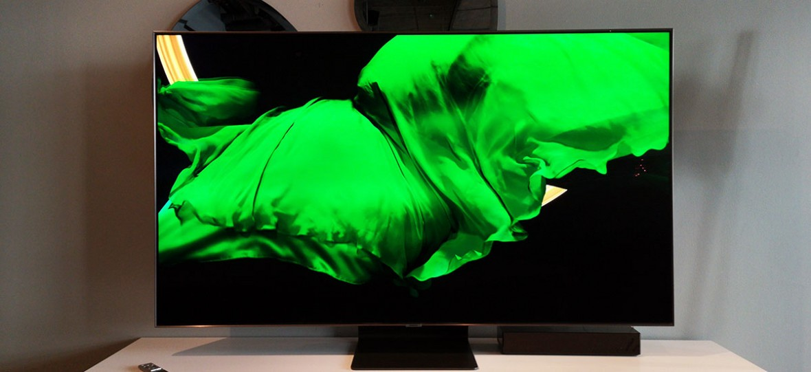 Samsung swoimi tegorocznymi QLED-ami zmusi konkurencję do ogromnych inwestycji