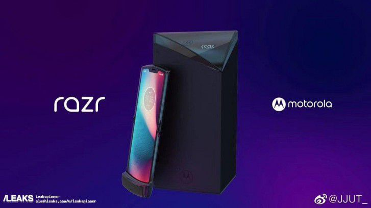 Lenovo is launching the promotion of the folding Motorola Razr in a strange way