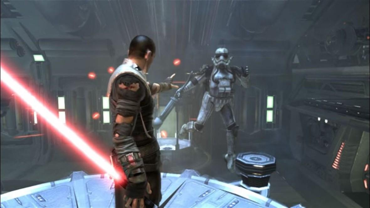 Ależ to był przyjemny powrót do przeszłości. Zagrałem wreszcie w Star Wars: The Force Unleashed