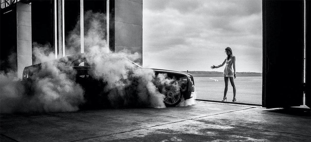 Polak robi najlepsze czarno-białe zdjęcia na świecie