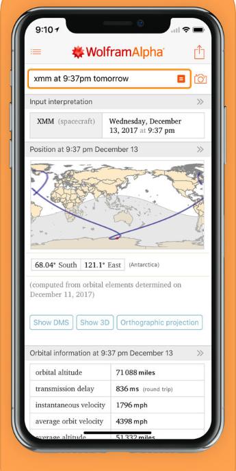 Najlepsze aplikacje edukacyjne na smartfony. Wolfram Alpha