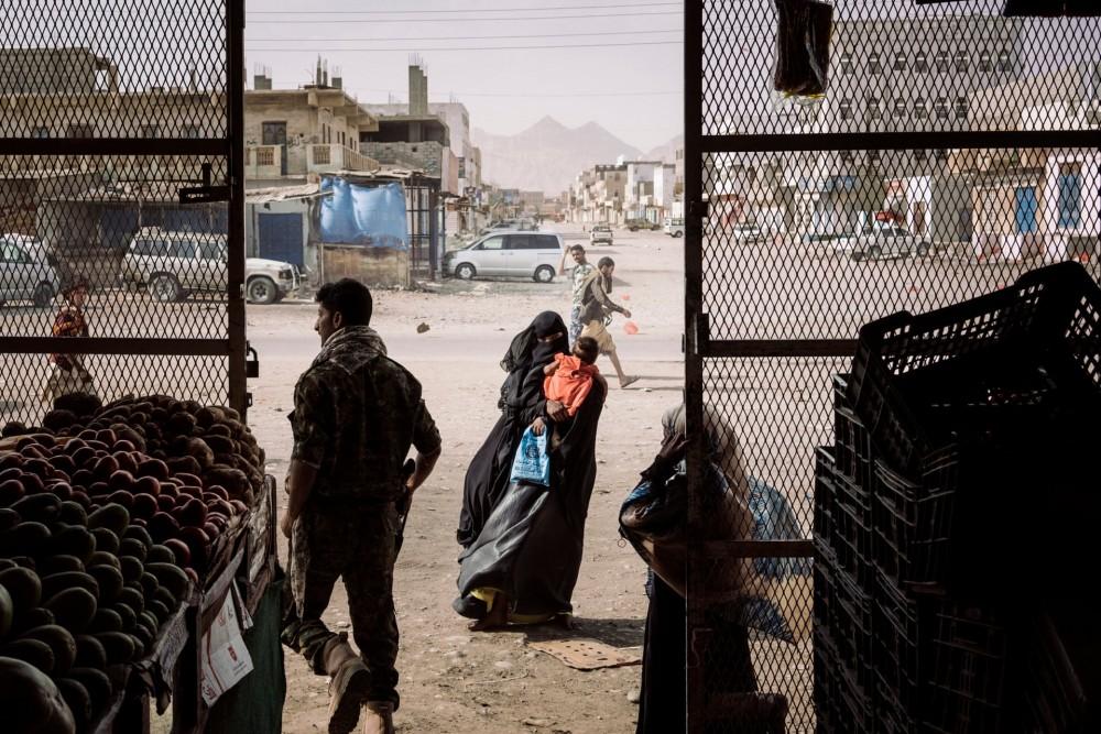 Fot. Lorenzo Tugnoli/The Washington Post/Contrasto. I miejsce w kat. Wiadomości, historia. Wioska Azzan w Jemenie w czasie wojny z Al-Kaidą.