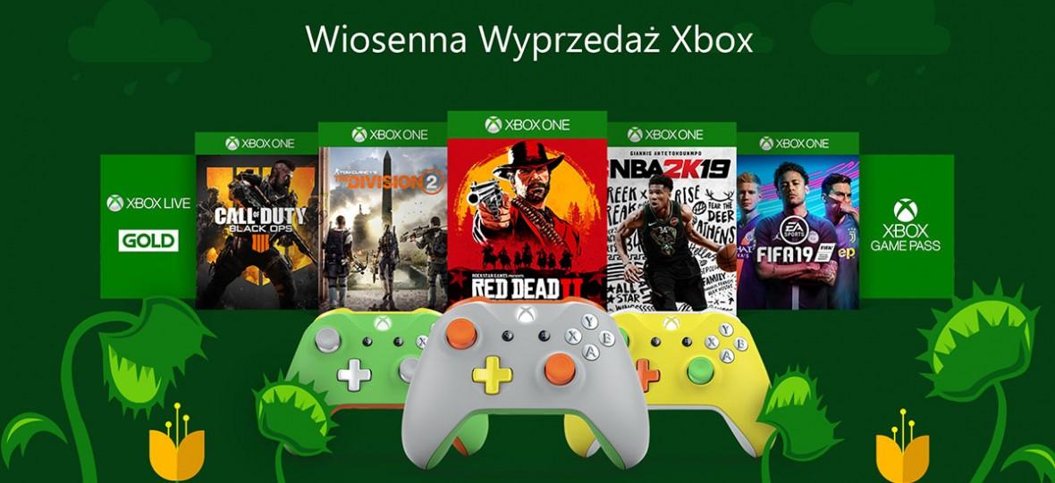 Wielka wiosenna promocja na setki gier na konsole Xbox One i Xbox 360