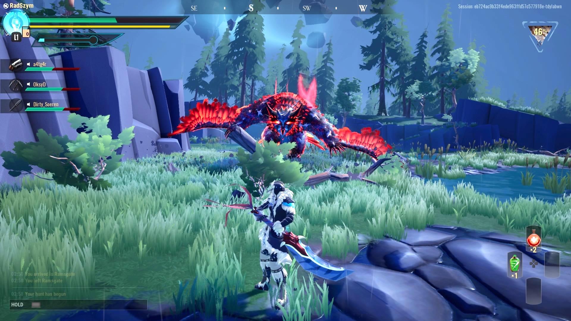 Dauntless - darmowe połączenie Fortnite i Monster Huntera będzie nowym hitem