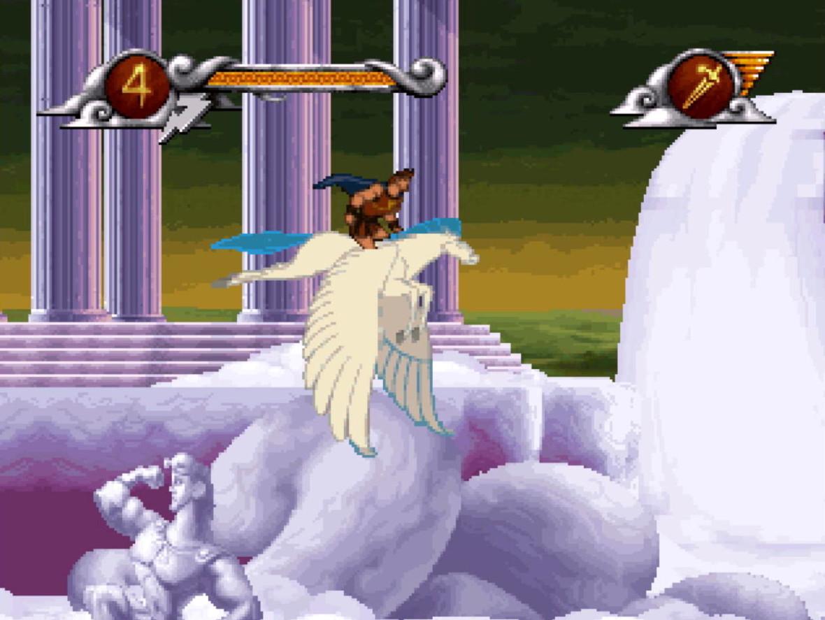 Perły z lamusa: Disney's Hercules wymusiłem płaczem, omotanydemem na PSX. Dziwi jak mało osób zna tę grę