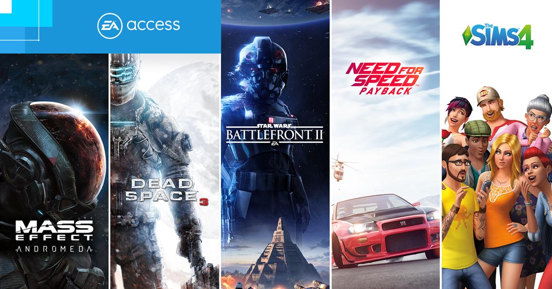 EA Access już w lipcu trafi na PlayStation 4! Ceny są przystępne