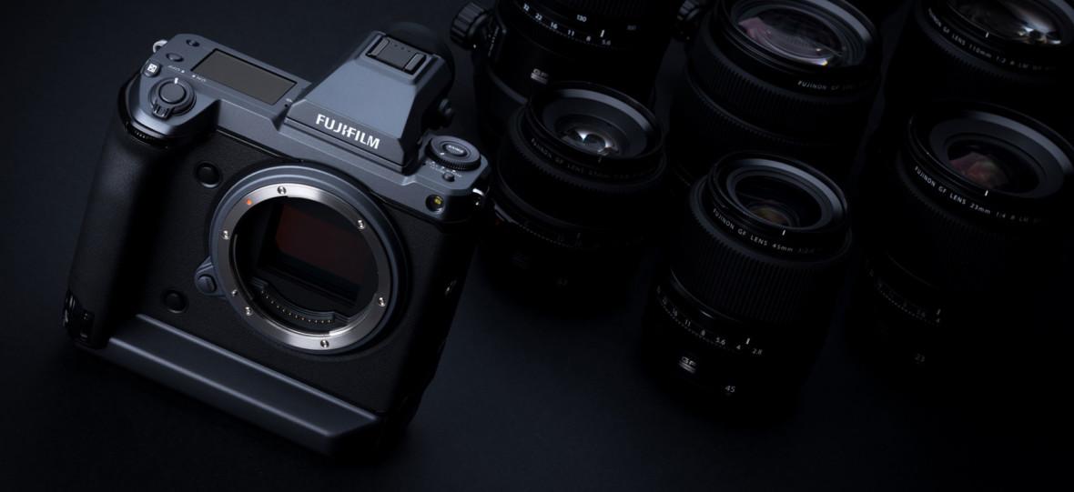 Fujifilm GFX100, czyli 100 Mpix na średnim formacie. To prawdziwy potwór wśród aparatów