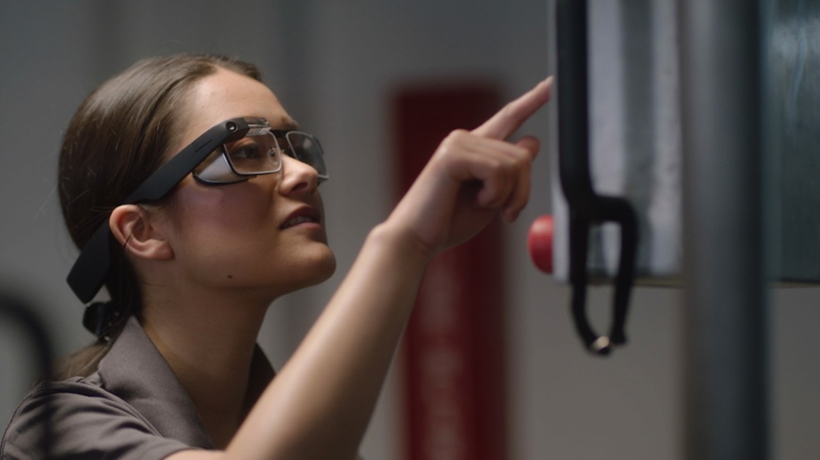 Okulary Google'a żyją! Oto Google Glass Enterprise Edition 2