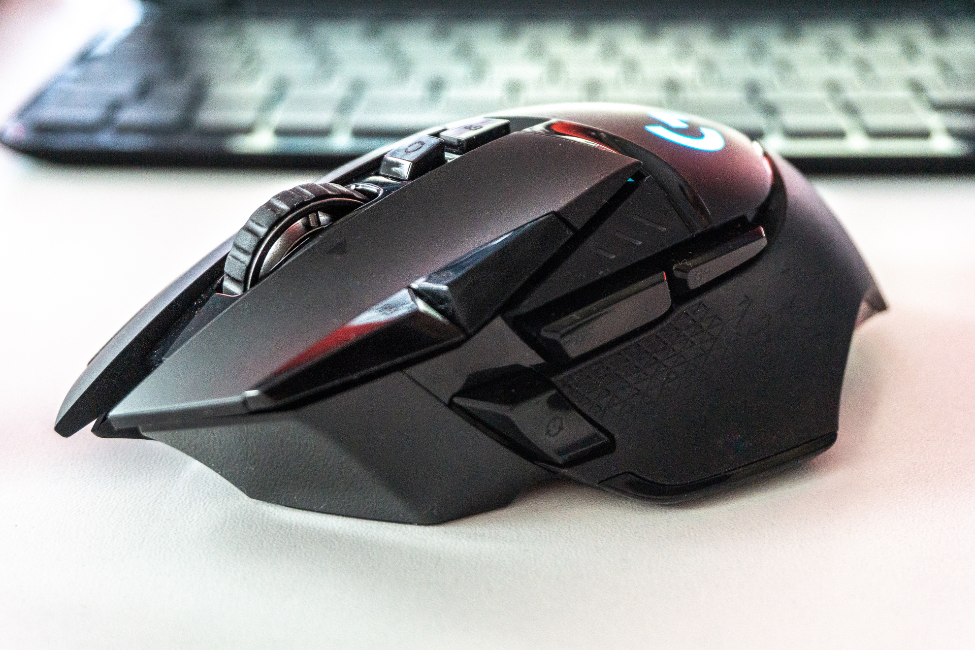 Logitech G502 Lightspeed is the best wireless mouse for players in our  galaxy - a review