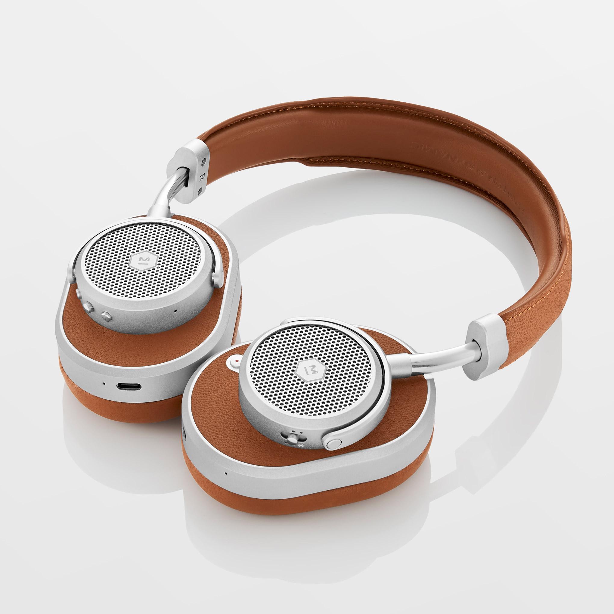 Oto Master&Dynamic MW65 pierwsze słuchawki producenta z ANC