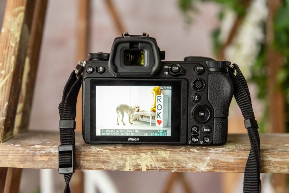 Nikon Z6 opinie