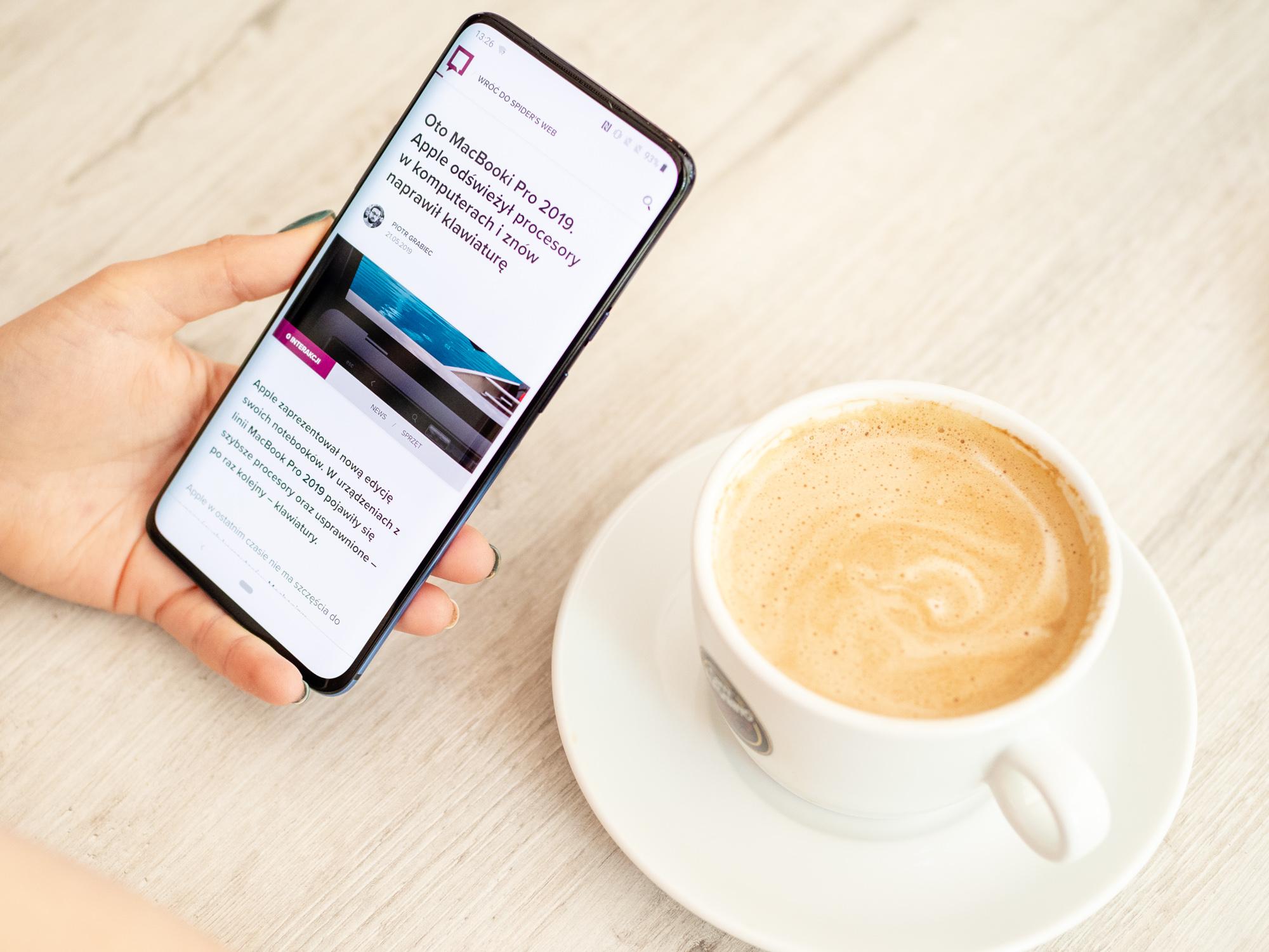 OnePlus 7 Pro - pierwsze wrażenia