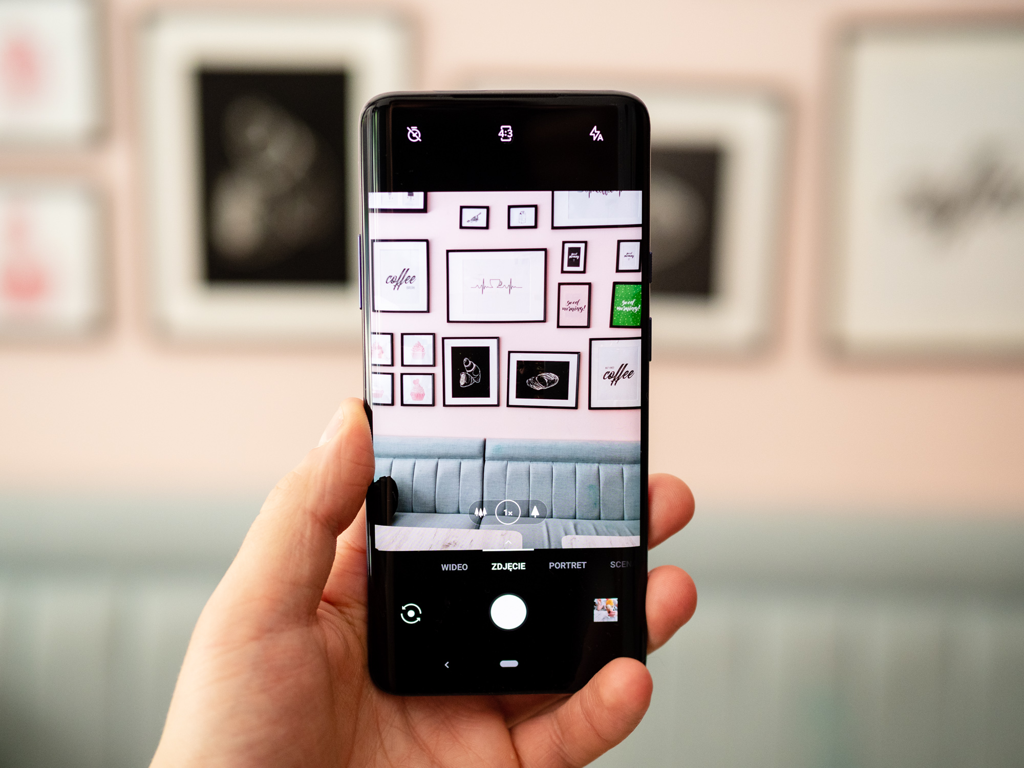 OnePlus 7 Pro aparat