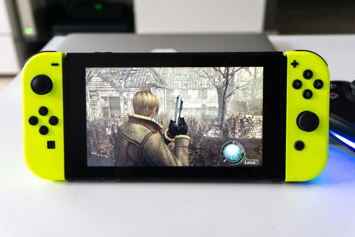 Czy właśnie kupiłem Resident Evil 4 po raz siódmy, tym razem na Switcha? Tak. Czy żałuję wydanych pieniędzy?