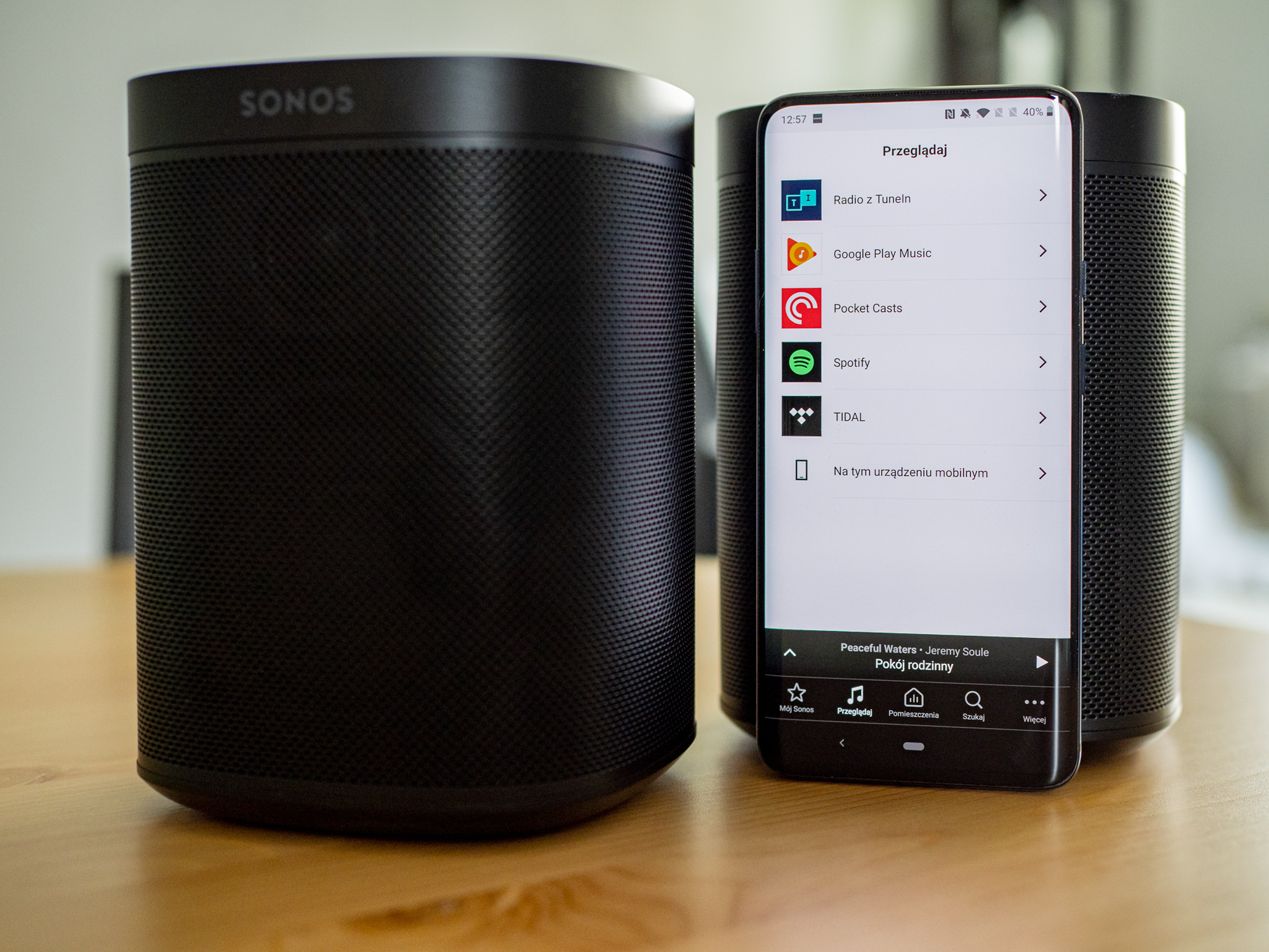 Sonos One opinie