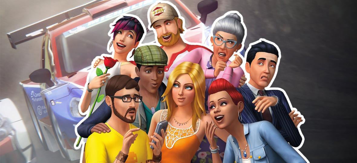 The Sims 4 za darmo na Origin, GRID 2 za darmo na Steam – dwa kliki i masz dwie świetne gry