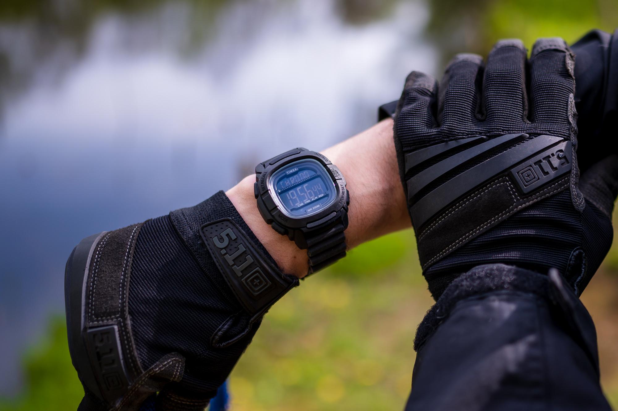 Timex Boost Shock
