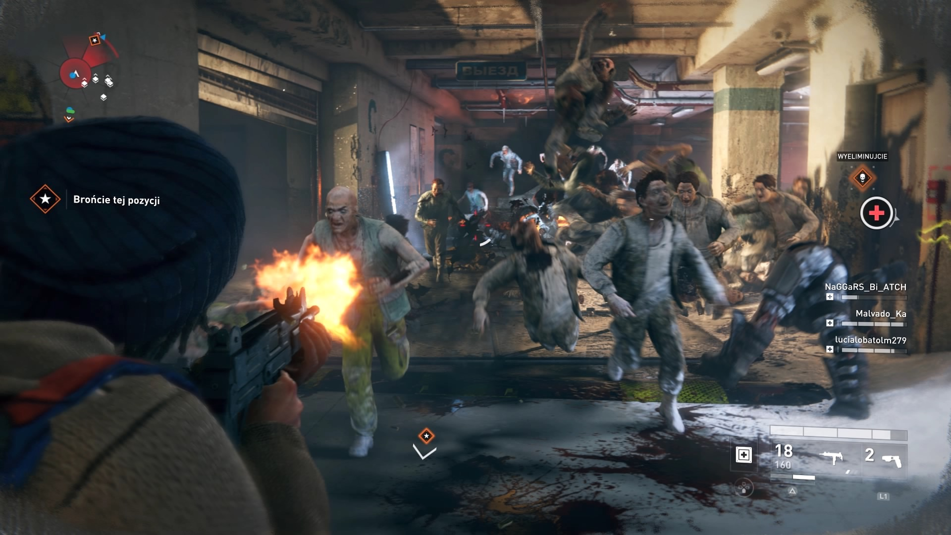 Horde of angry zombies can scare you  World War Z is similar to Left 4 Dead  - a review