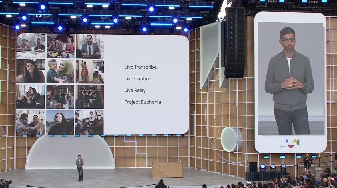 Google zadba o to, żeby Asystent ułatwił życie osobom niedosłyszącym i głuchym