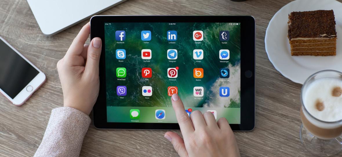 Przez 8 lat żyłem w błędzie. Myślałem, że dwa iPady w domu to szaleństwo