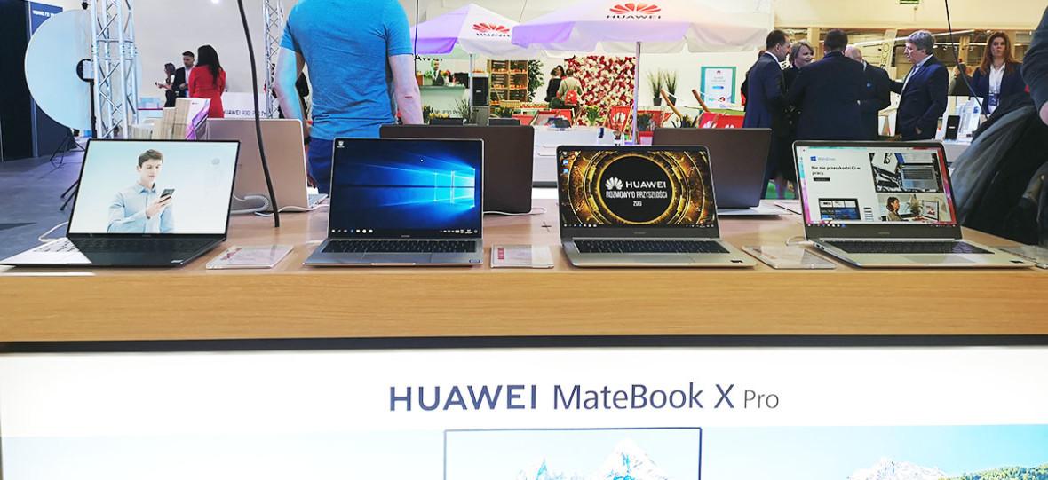 Warto zajrzeć na stoisko Huawei. Te sprzęty mogą tak zmienić twój światopogląd, jak zmieniły mój