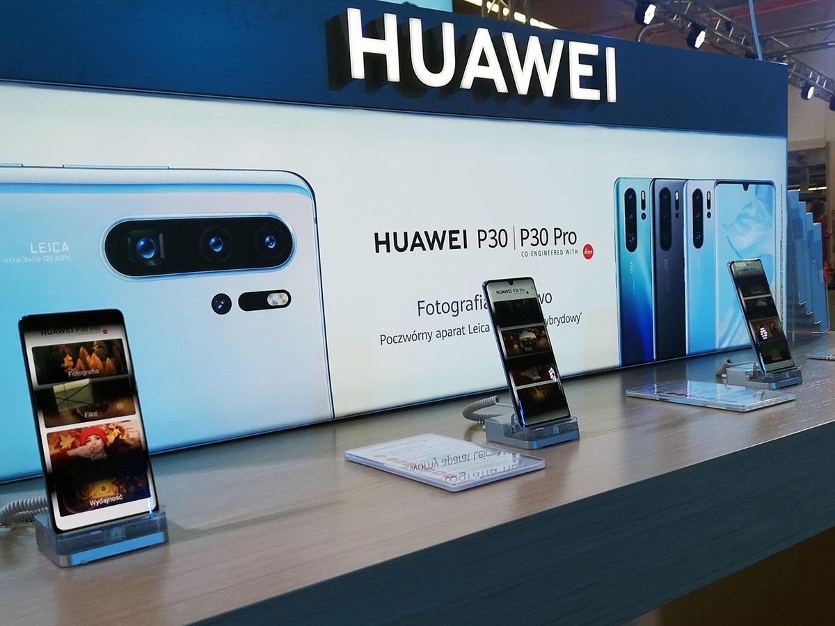 electronics show 2019 huawei