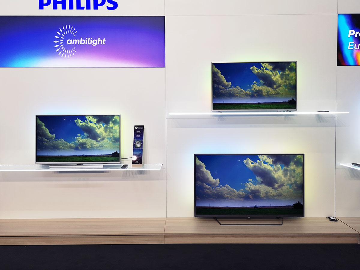 electronics show 2019 philips performance